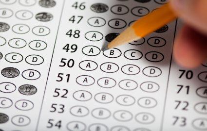 Multiple Choice Exam