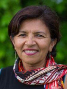 Portrait of Carmen Valdez Gauthier