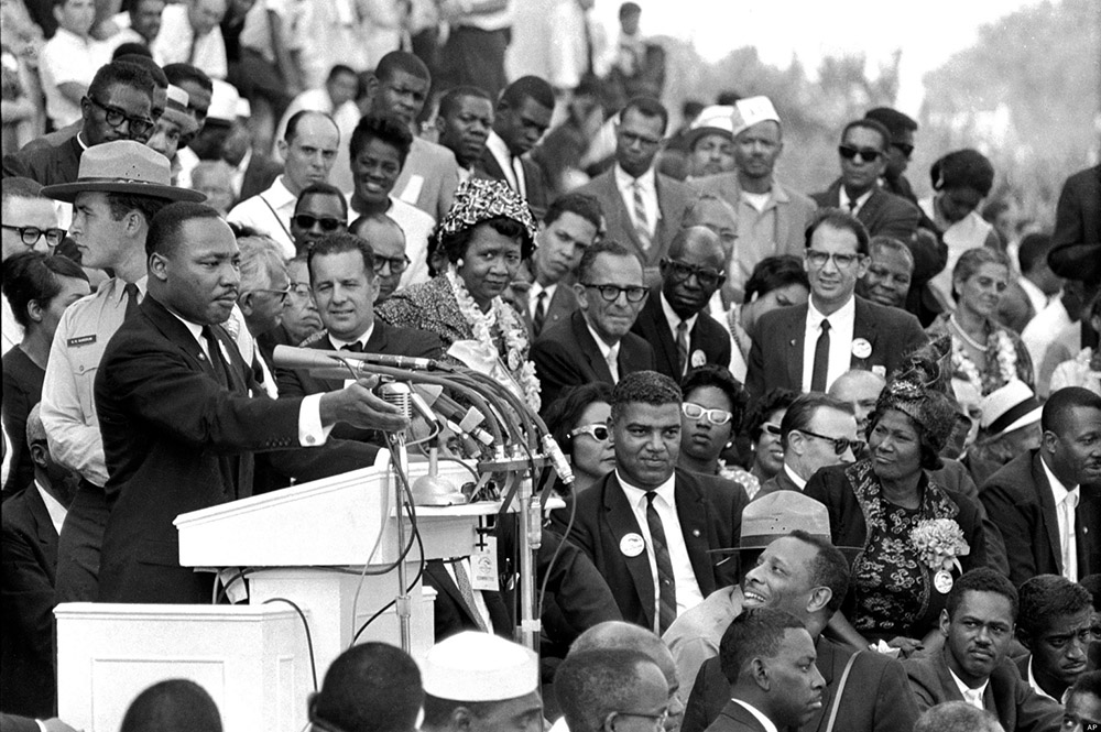 Martin Luther King Jr., I have a dream speech