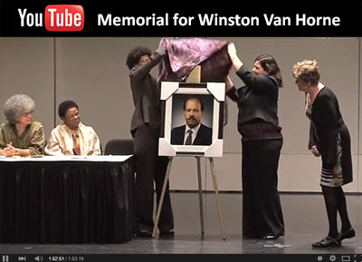 Van Horne Memorial video