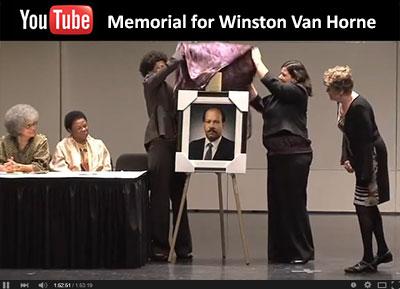 Van Horne Memorial video