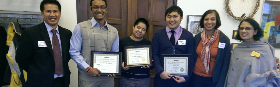 Award recipients photo