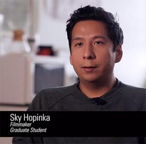 Sky Hopinka