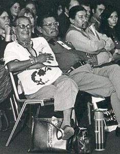 Wallace Pyawasit in audience