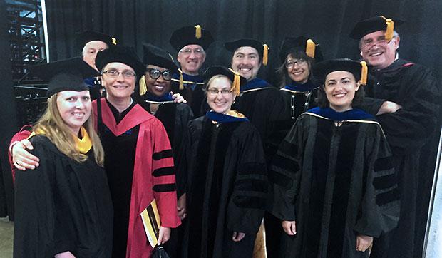 Anthropology Graduates - Spring 2015