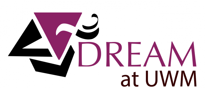 Logo for DREAM at UWM