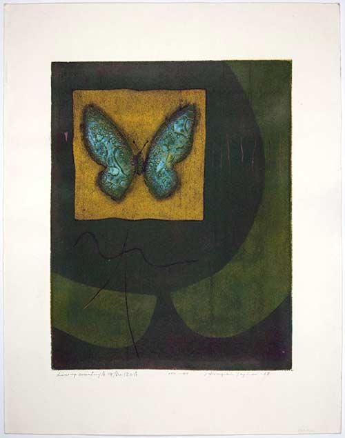 Japanese Woodblock print by Tajima