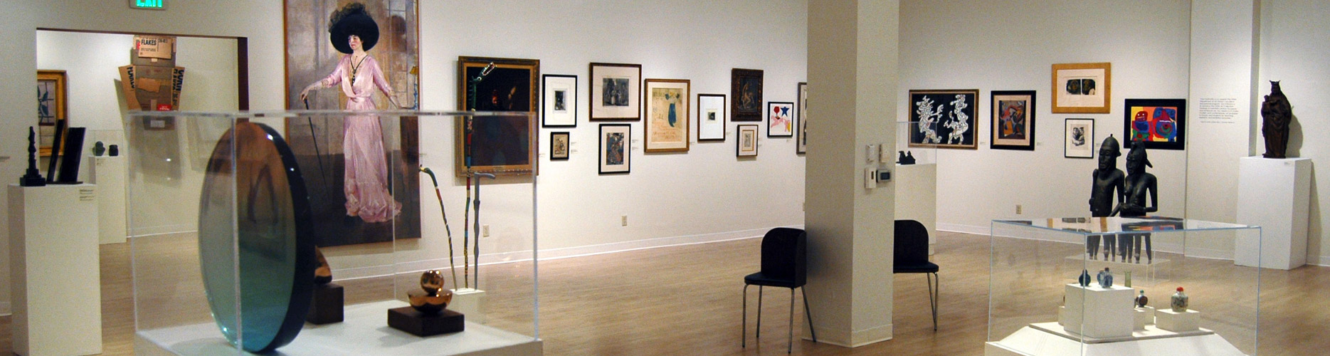 The Emile H. Mathis Art Gallery Is Home To The UWM Art Collection. The  Gallery Is Located On The University Of Wisconsin Milwaukee Campus In  Mitchell Hall ...