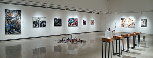 UWM Arts Center Gallery