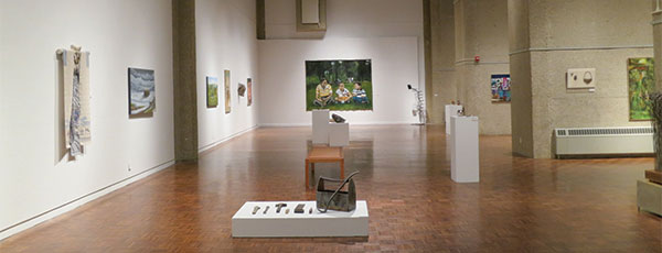 UWM Student Union Art Gallery