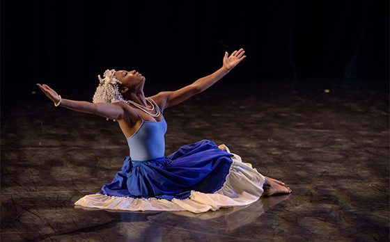 UWM Contemporary Performance & Choreography Dancemakers 2016