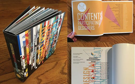 UWM Design & Visual Communication Book