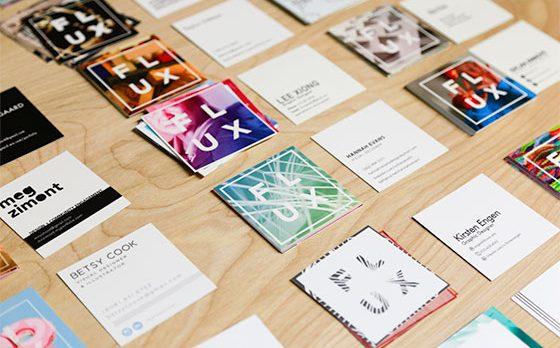 UWM Design & Visual Communication Flux