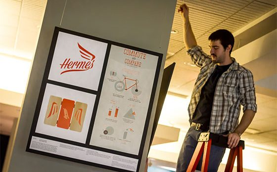 UWM Design & Visual Communication Hermes