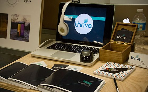 UWM Design & Visual Communication Thrive
