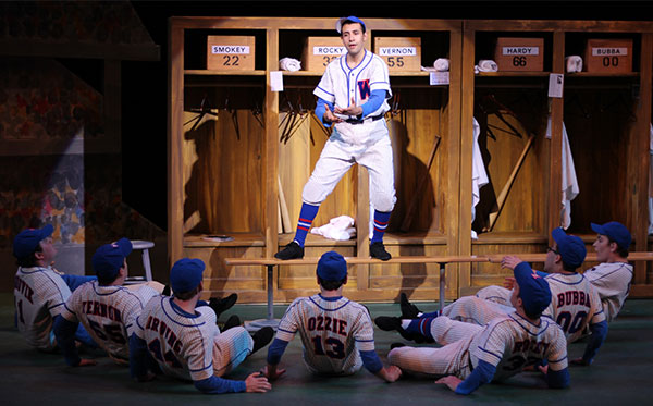 UWM Musical Theatre Damn Yankees