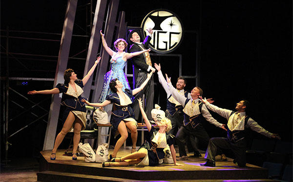 UWM Musical Theatre Urinetown