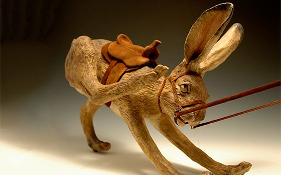 Art and Design | Ceramics - Rabbit
