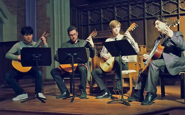 uwm classical guitar ensemble