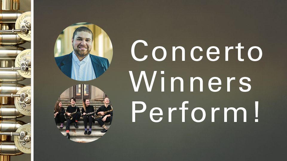 UWM music - Concerto Winners Perform