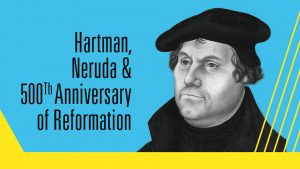 UWM Symphony Orchestra Hartman, Neruda, & 500th Anniversary of Reformation