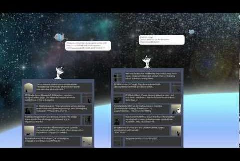 Tweets in Space documentation