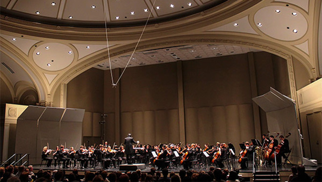 Details For Event 18716 – UWM Symphony Orchestra Concert - Mozart, Elgar and Puccini