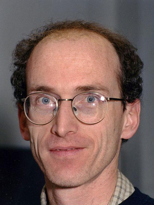 Mark McBride