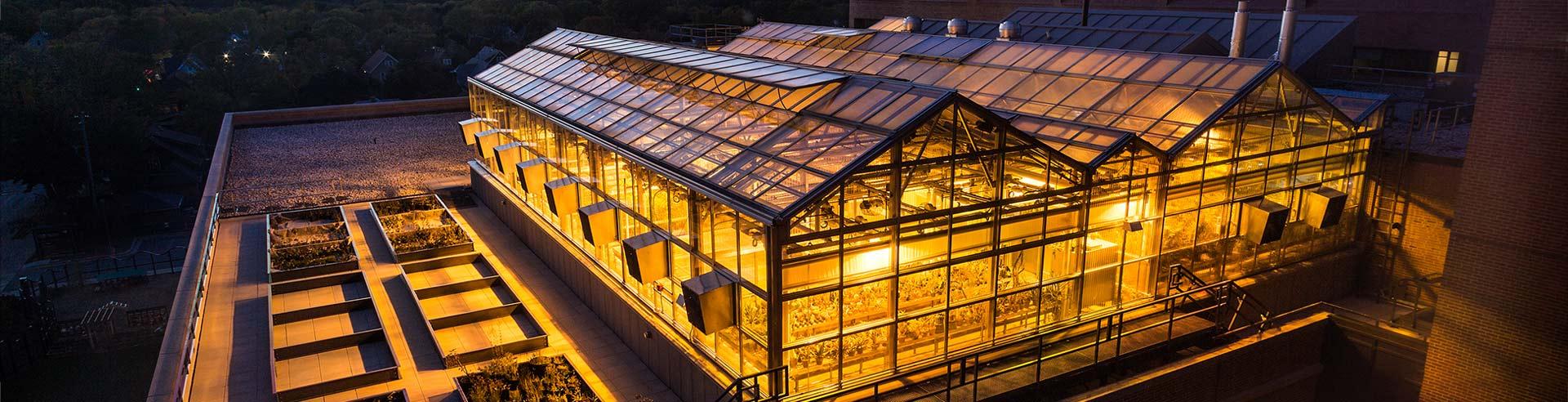 UWM Greenhouse