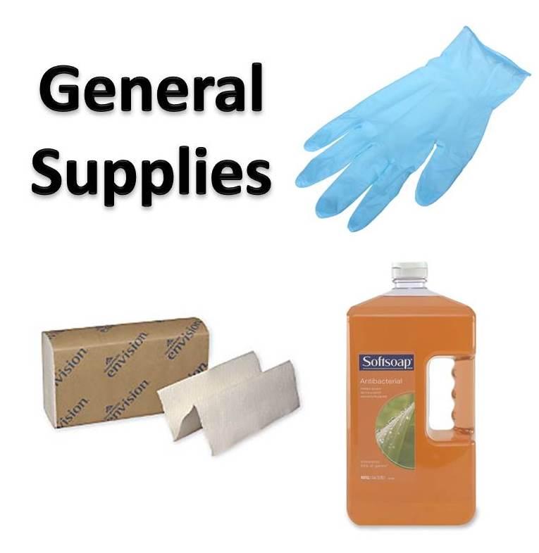 General Supplies Bu
