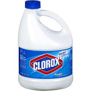Chlorox-bleach