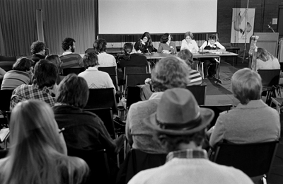 International Symposium on Film Theory and Practical Criticism November 19-22, 1975