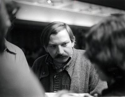 Filmmaker Jean-Louis Comolli
