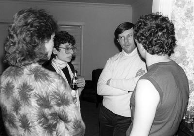 Reception photographs taken by Bill Tennessen