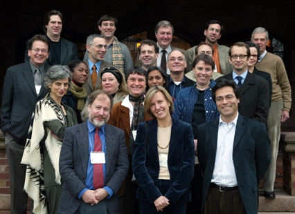 photo of the participants of the Museums and Difference conference