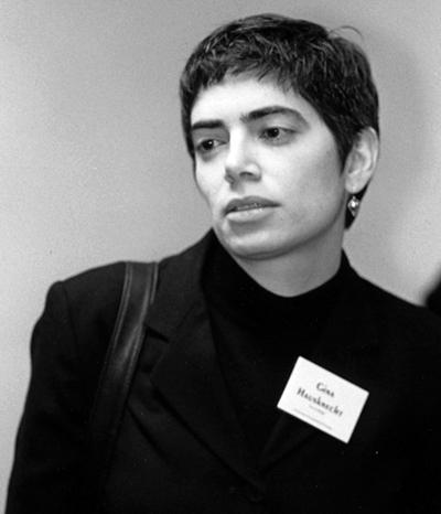 Gina Hausknecht (Coe)