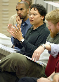 Center fellow Steven McKay (Sociology)