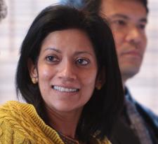 Dina Mahnaz Siddiqi