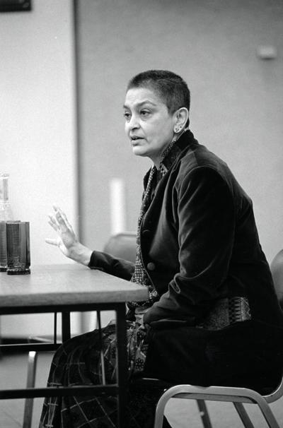 Gayatri Spivak photo