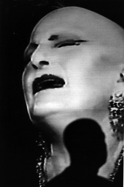 Performance Artist Rachel Rosenthal