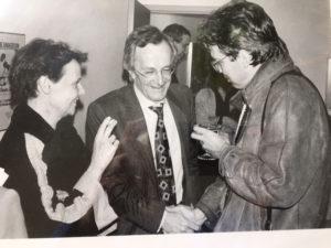 Lyotard and Huyssen