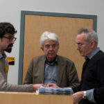 Allain Daigle, Andreas Huyssen, and Gary Weissman