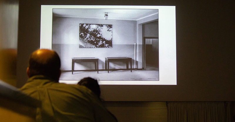 50th Anniversary Symposium slide presentation