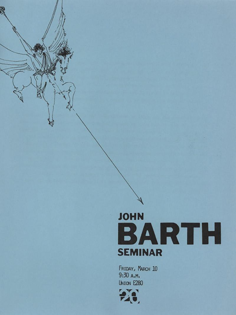John Barth Lecture