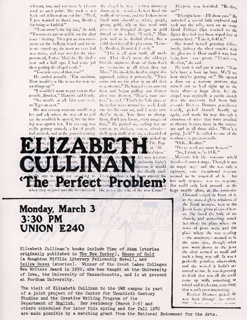 Elizabeth Cullinan