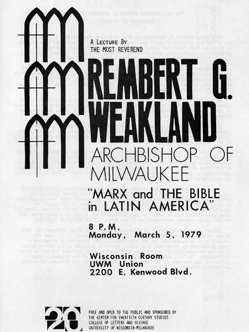 Rembert G. Weakland