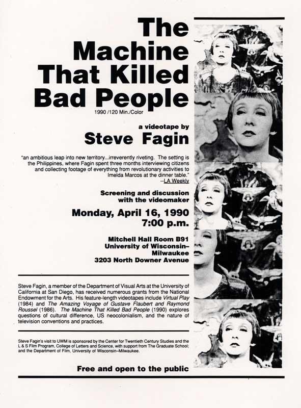 Steve Fagin