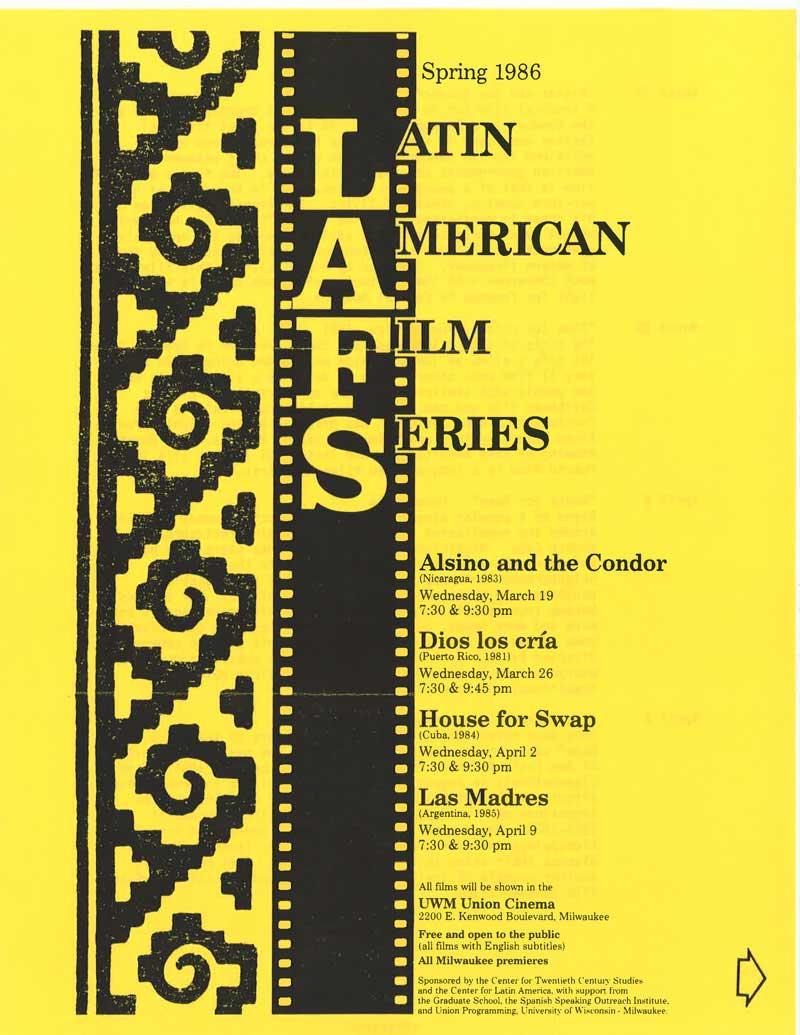 Latin American Film Series