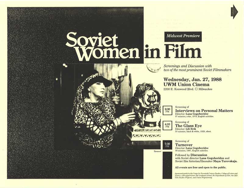 Soviet Women in Film