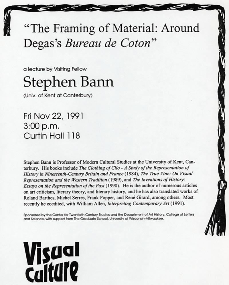 Stephen Bann